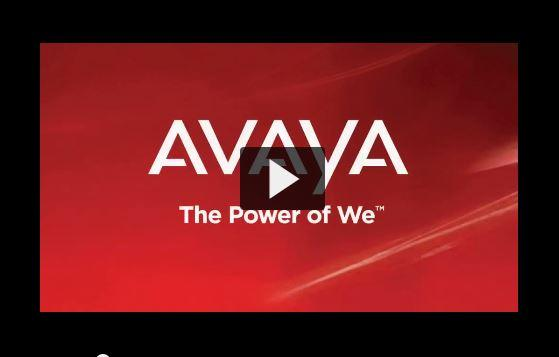 Avaya the power of we video tile